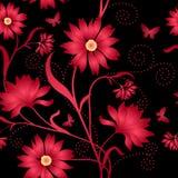 Elegancja koloru Bezszwowy wzór na tle ilustracja wektor