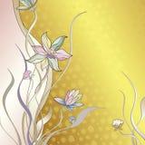 elegancja kwiecista ilustracji