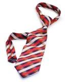 elegancja paskujący krawat Zdjęcie Stock
