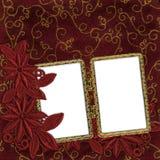 elegancja ramowy roczne Fotografia Stock