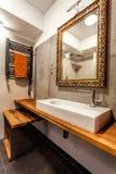 Elegancka łazienka zdjęcie stock