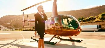 elegancka biznesowej kobieta obraz stock