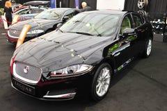 Jaguara XF limuzyna Fotografia Stock