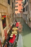 Elegancka gondola Zdjęcie Royalty Free