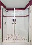 elegancka nowożytna prysznic obrazy stock