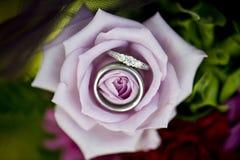 elegancka obietnica Zdjęcia Royalty Free