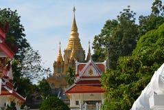 Elegancka pagoda Zdjęcia Royalty Free