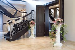 elegancka w domu wnętrze Zdjęcia Stock