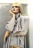 elegancki żeński mannequin Zdjęcie Royalty Free