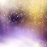 Elegancki abstrakcjonistyczny tło Zdjęcie Royalty Free