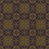 Elegancki antykwarski tło wizerunek round koszowy okrąg geometrii wzór ilustracja wektor