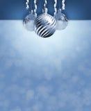 elegancki Boże Narodzenie wystrój obrazy royalty free