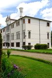 Elegancki budynek w Portobuffolè w prowinci Treviso w Veneto (Włochy) Zdjęcia Royalty Free