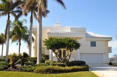 elegancki domowy nabrzeże Obraz Stock