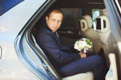 Elegancki elegancki wspaniały fornal z przesłoną na tle tr Fotografia Royalty Free