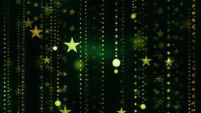 Elegancki gwiazd spadać