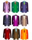 elegancki kostium Obraz Royalty Free