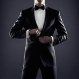 Elegancki mężczyzna Obrazy Stock