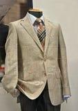 Elegancki mężczyzna kostium Obrazy Royalty Free
