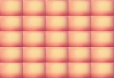 Elegancki menchii i brzoskwini Barwiony Abstrakcjonistyczny Prostokątny Deseniowy tło, ilustracja Może używać dla dekoraci ilustracji