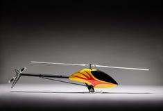 Elegancki obrazek pilot do tv helikopter Obraz Royalty Free
