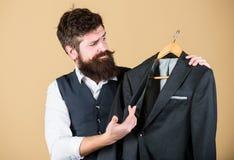 Elegancki obyczajowy kostium Dostosowywać i ubrania projekt idealnie pasuje Na zamówienie mierzyć Dostosowywający kostiumu pojęci fotografia royalty free
