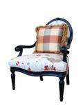 elegancki odosobnione krzesło Zdjęcie Royalty Free