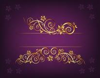 elegancki ramowy roczne ilustracja wektor