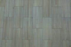 elegancki rocznika drewna ściany tło w świder dziury stylu nawet Obraz Stock