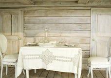 Elegancki tableware cutlery Obrazy Stock