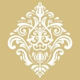 Elegancki Wektorowy ornament w klasyka stylu Obraz Stock