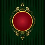 Elegancki wektorowy szablon dla luksusowego zaproszenia royalty ilustracja