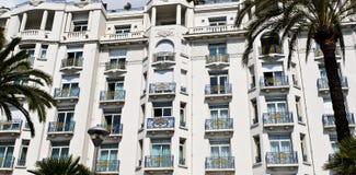 Elegancki Windows i balkony zdjęcia stock