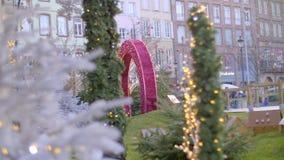 eleganckie boże narodzenie dekoracje zbiory