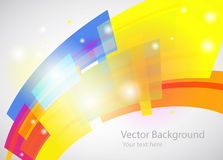 Elegant abstract background Stock Image