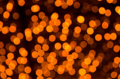 Elegant abstract background with bokeh defocused lights Royalty Free Stock Photos