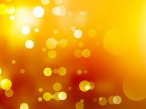 Elegant abstract background with bokeh. EPS 10 Stock Photos