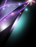 Elegant abstract background. With lines Royalty Free Stock Image