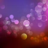 Elegant abstract background. plus EPS10. Purple Festive Christmas background. Elegant abstract background with bokeh defocused lights. plus EPS10 vector file Royalty Free Stock Image