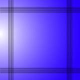 Elegant  abstract blue background Stock Photography