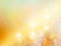 Elegant abstract gold  background Royalty Free Stock Photos
