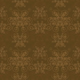Elegant Sepia Pattern Royalty Free Stock Images