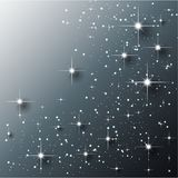 Elegant abstract sparkle background Stock Image