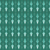 Elegant Teal Pattern Royalty Free Stock Photos