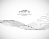 A Elegant abstract vector wave line futuristic style background template. Elegant abstract vector wave line futuristic style background template Stock Photo