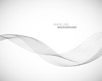 A Elegant abstract vector wave line futuristic style background template. Elegant abstract vector wave line futuristic style background template Royalty Free Stock Image