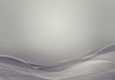 Elegant abstrakt bakgrundsdesign med utrymme Royaltyfri Bild
