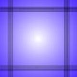 Elegant abstrakt begreppblåttbakgrund Royaltyfri Fotografi