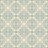 Elegant antique background image of flower vine calyx leaf pattern. Stock Image