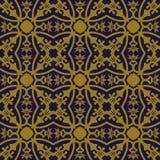 Elegant antique background image of flower vine calyx leaf pattern. Royalty Free Stock Photos